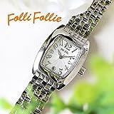フォリフォリ S922メタルベルト クオーツ レディース 腕時計 WF5T080BDS ホワイト [並行輸入品]