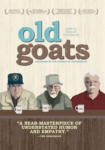 DVD : Old Goats (DVD)