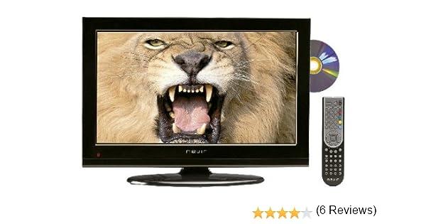 Nevir NVR-7502-19HDD-N - Televisión LED con lector DVD lateral ...