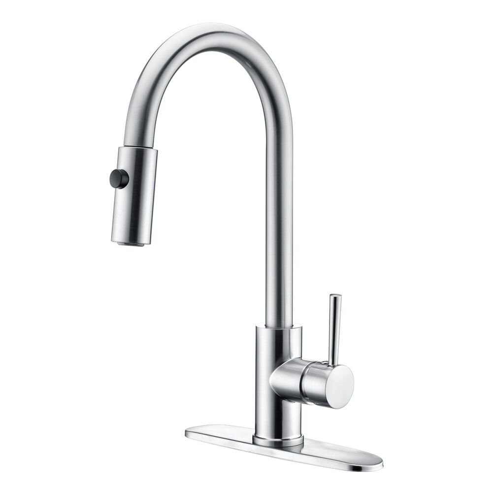 Amazon.ca: Kitchen Faucets: Tools & Home Improvement: Kitchen Sink ...