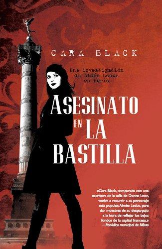 Asesinato en la Bastilla (Bonus) (Spanish Edition) by [Black, Cara