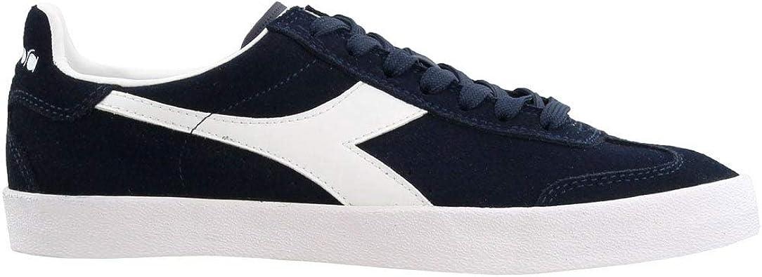 Diadora Pitch Sneakers Casual Mens Blue