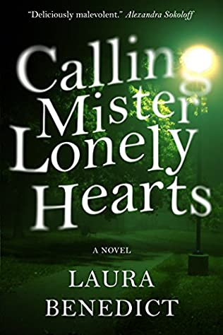 book cover of Calling Mr. Lonely Hearts