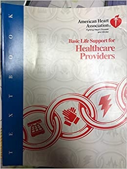 Bls For Healthcare Providers Book