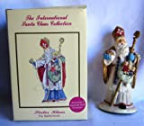International Santa Claus Collection Sinter Klaas The Netherlands SC01