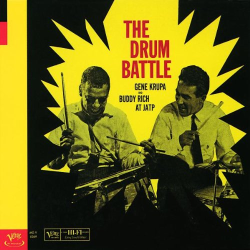 The Drum Battle (VBR) by Verve
