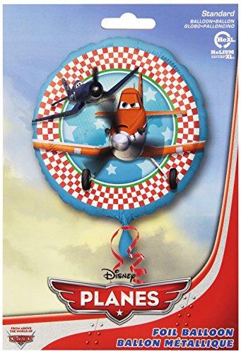Anagram International HX Disney Planes Party Balloons, Multicolor]()