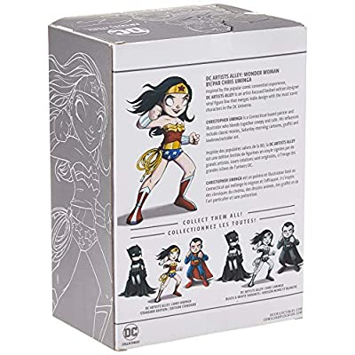 DC Collectibles DC Artists Alley: Wonder Woman by Chris Uminga Limited Edition Vinyl PVC Figure: Toys & Games