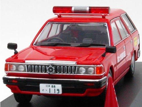 1/43 Y30 セドリックバン広報車 富士西消防 79805