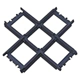 crossover cross track rail for toy train compatible with LEGO / Enlighten / Slick Bricks / City kit sets / switch / straight / curved / splitter / Flexible