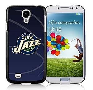 New Custom Design Cover Case For Samsung Galaxy S4 I9500 i337 M919 i545 r970 l720 Utah Jazz 11 Black Phone Case