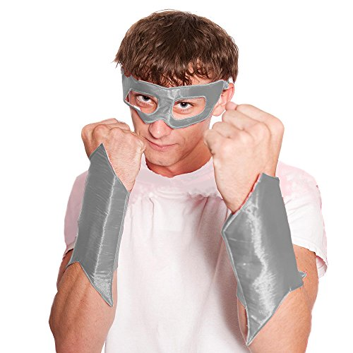 Superhero Eye Mask - 9