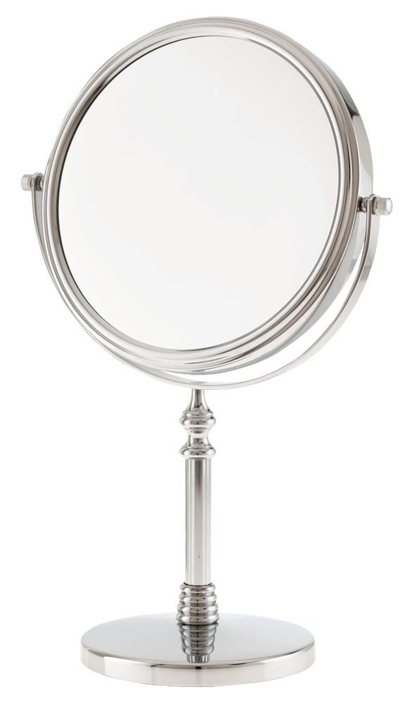 Danielle 10x Magnification Vanity Mirror, Chrome D860