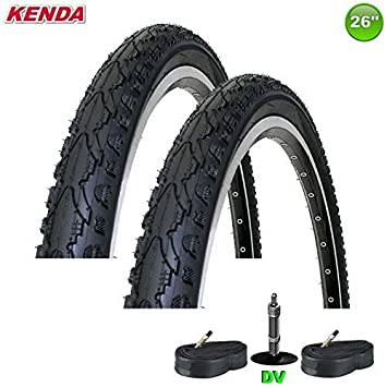 2 X Kenda K-935 Cubierta de Bicicleta Neumático de la Bicicleta 26 ...
