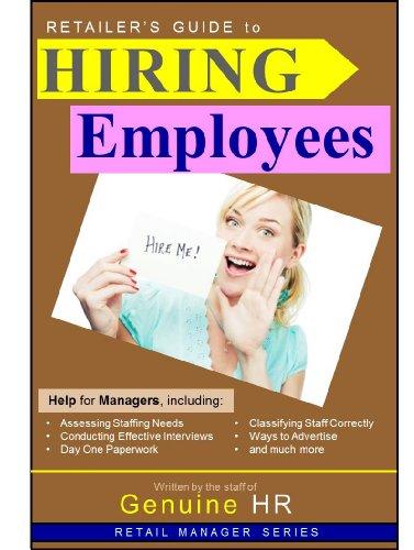 retail store employee manual