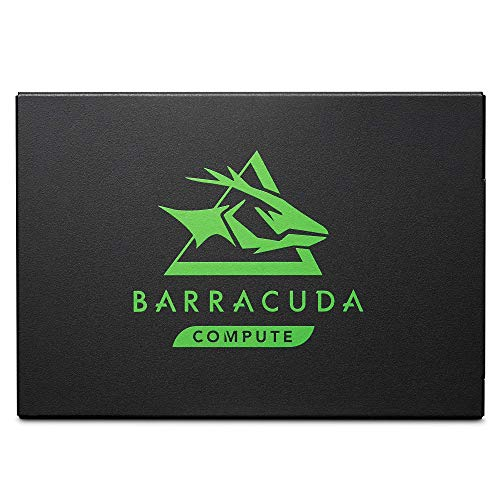 Seagate BarraCuda 1TB Internal Hard Drive HDD – 3.5 Inch SATA 6 Gb/s 7200 RPM 64MB Cache for Computer Desktop PC – Frustration Free Packaging (ST1000DM010) 2TB ZA2000CM1A003