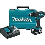 Makita XPH102 18V LXT Lithium-Ion Cordless 1/2' Hammer Driver-Drill Kit (3.0Ah)