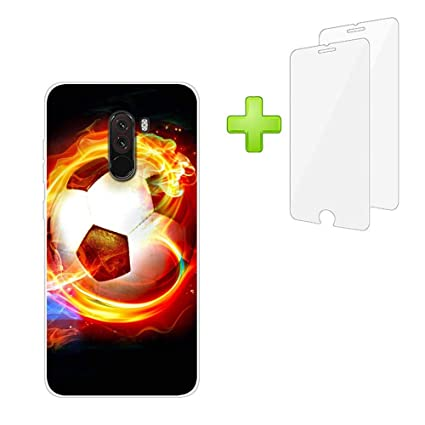 Amazon.com: Funda carcasa para Xiaomi Pocophone F1 carcasa ...