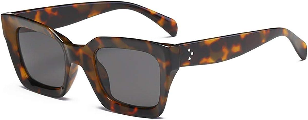 lunettes de soleil Vintage Lunettes de soleil de sport Square Cat Eye Sunglasses Women Retro Vintage Sun Glasses For Female Ladies Eyewear UV400