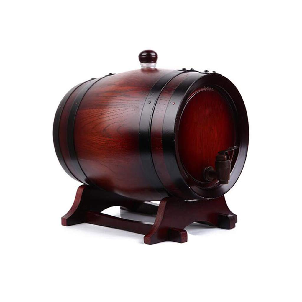George FF Wine Barrel, 10L Vintage Oak Beer Store, Vino ...