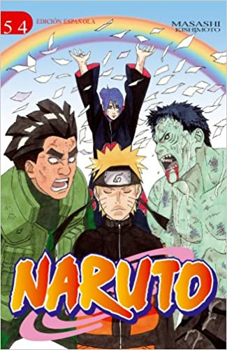 Naruto nº 54/72 (EDT) (Manga Shonen): Amazon.es: Masashi ...
