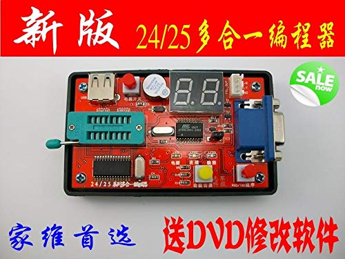 (Lysee 2425 USB multi-function programmer online read-write code DVD with remote-controller)