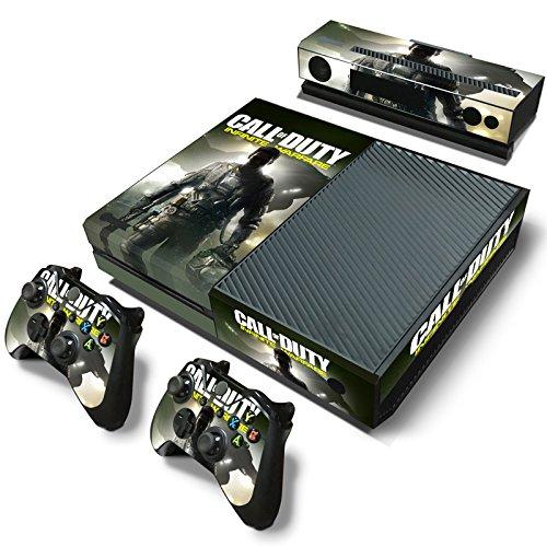 2 opinioni per GNG Adesivi In Vinile Per Xbox One Con Il Logo Di Infinite Warfare Per Console E