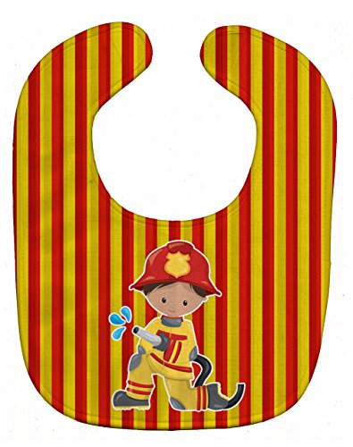 BB6995BIB Baby Bib, Fireman Boy, Large ()