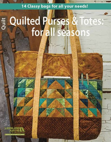 Quilted Handbag Patterns - 4