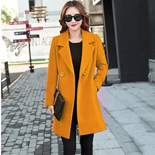 De Longues Classique Fit Styles Printemps Mode Manteau Slim Haute Qualit Femme Unicolore Trench Young Automne Casual w4fqSOO