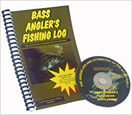 Bass Angler's Fishing Logbook: Doug Kalish: 0094922112910: Amazon.com: Books