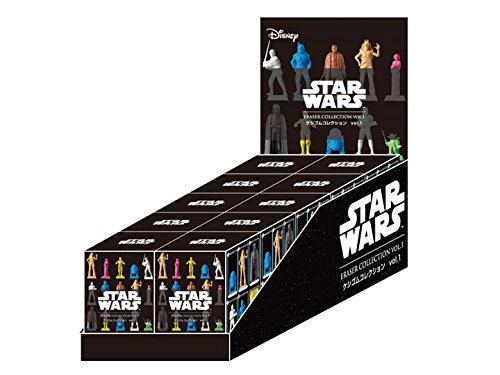 【SALE】 Star Wars Eraser Collection Volume Wars 1 Collection Box of 10 Star (製造元:Sun-Star) [並行輸入品] B07BG9CCCR, 大人の上質 :2c2d5c69 --- senas.4x4.lt