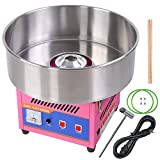 """Product review for 20"""" Pink Tabletop Commercial Cotton Candy Machine GEN3 Electric Floss Maker Carnival"""