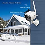 Zmodo Outdoor Security Camera (4 Pack), 1080p Full