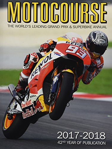 - Motocourse 2017-2018: The World's Leading Grand Prix and Superbike Annual