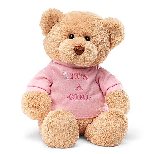 Enesco Its Girl Bear Plush