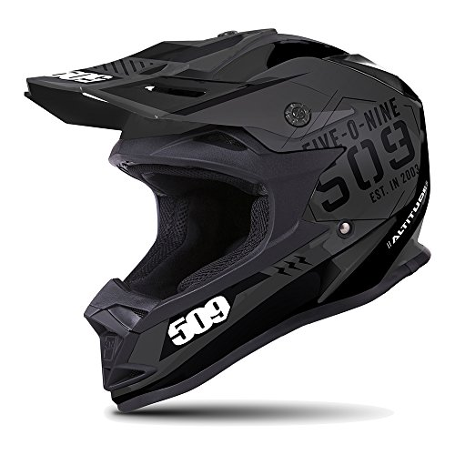 509 Altitude Snowmobiling Helmet - Stamp (LG)