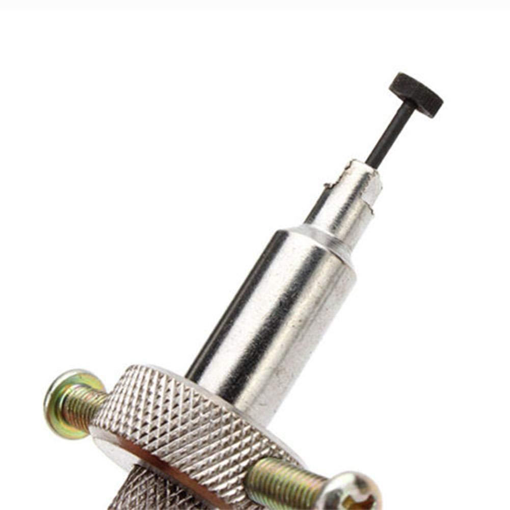 con detector de discos herramientas para principiantes y cerrajeros transparente Juego de ganz/úas para entrenamiento y pr/áctica de cerradura