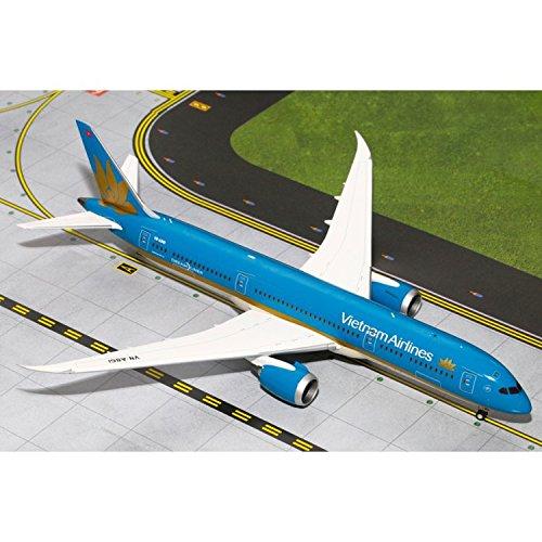 Gemini Jets Vietnam Airlines Boeing 787-9 1:400 Scale Model Die-Cast Part#GJHVN1746