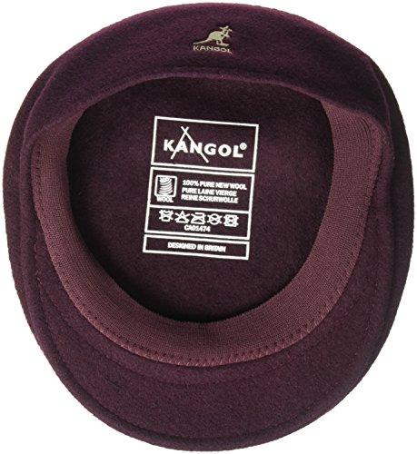 4e0538455e427 Kangol Men's Classic Wool 504 Cap, Our Most Iconic Shape, Vino ...