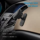 WizGear Magnetic Phone Car Mount, Universal Stick