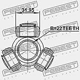 Spider Assembly Slide Joint Febest 0216-B10 Oem