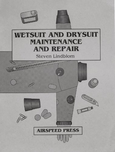 Wetsuit and Drysuit Maintenance and Repair