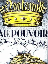 Book's Cover ofLes 200 familles au pouvoir