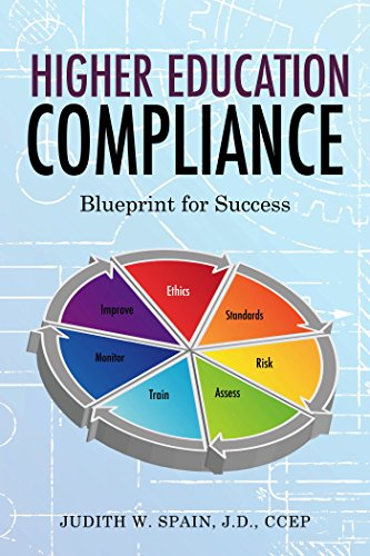 Amazon higher education compliance blueprint for success ebook higher education compliance blueprint for success by spain judith w malvernweather Gallery