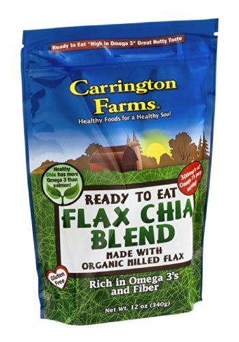 FLAX,OG3,CHIA BLEND ( Multi-Pack) by Carrington Farms