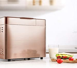N/ A Breadmaker Household Automatic Small Multi-Functional Fermentation Intelligent Cake Maker Kitchen Tools Bread Machine