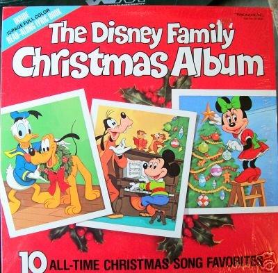 The Disney Family Christmas Album [VINYL - Christmas Album Family