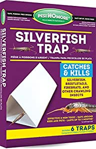 Pest No More GP430 Silverfish Trap (6 Traps Per Pack)