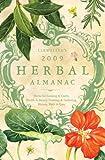 Herbal Almanac 2009, Llewellyn, 0738707236